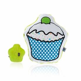 FASHY Kanola Tohumlu Doğal Isı Yastığı - Cupcake Yeşil / 20cm