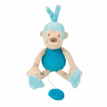 Jungle Mini Müzikli Peluş Maymun 25cm