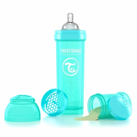 TwistShake Anti-Colic 330ml Biberon TURKUAZ